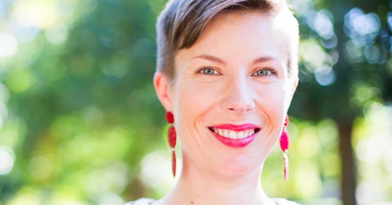 Dr. Erin Tarver.