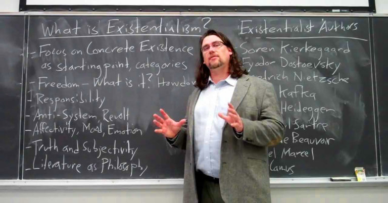 Dr. Greg Sadler, the YouTube Philosopher.