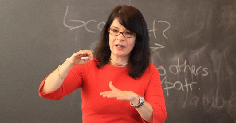 Dr. Nancy McHugh.